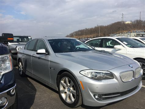 bmw 550i xdrive for sale used 2013 bmw 5 series 550i xdrive for sale in wexford pa