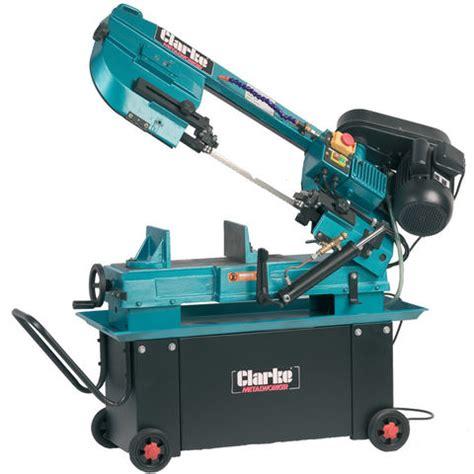 Mesin Gergaji Bandsaw clarke cbs7mb metal cutting bandsaw machine mart