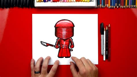 how to a gaurd how to draw a praetorian guard from wars