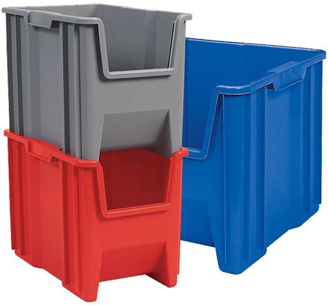 Large Stak N Stor 2 stak n store bins containers