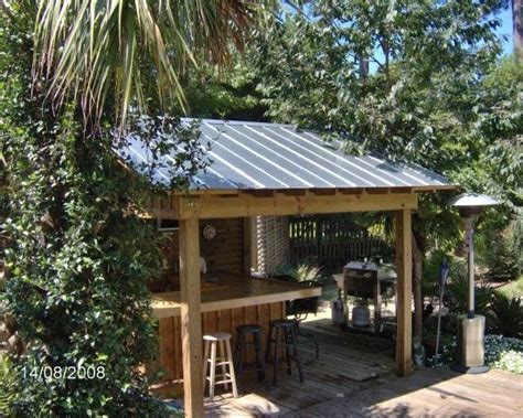 Backyard Bar Shed by Bar Shed Garden Shed W Bar Outdoors Tiki Bar