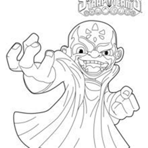 krypt king coloring pages 29 best images about coloring skylanders on pinterest