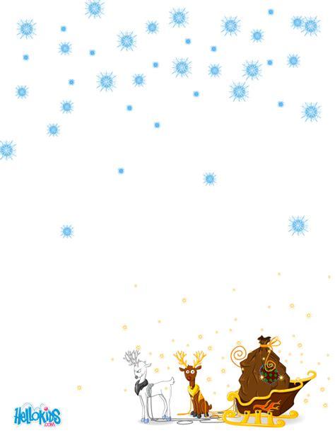 Modeles De Lettre Au Pere Noel A Imprimer Activit 233 S Manuelles Mod 232 Les De Lettre Au P 232 Re No 235 L 224 Imprimer Fr Hellokids