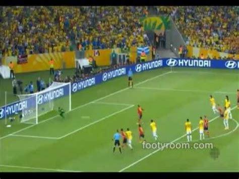 footyroom latest football highlights brazil 3 0 spain footyroom latest football highlights 1