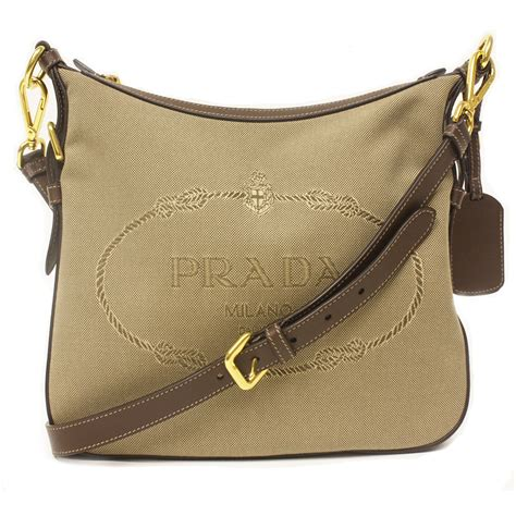 Prada Cross Bag by Prada Cross Bag Leather Prada Green Replica