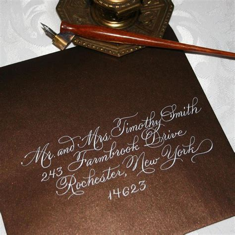 what is the best pen for addressing wedding invitations 156 best images about calligraphy on fonts