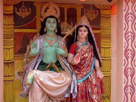 sita ram images discovery of hindu epic ramayana s new