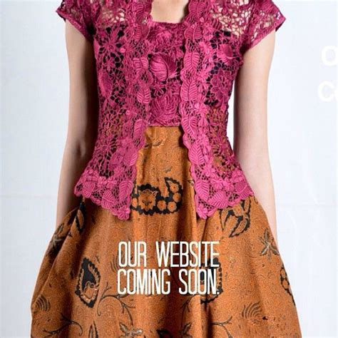 Blouse Batik Kb Prada kebaya prada dresses skirts prada and instagram