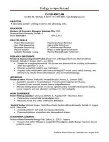 research assistant resume sle objective research