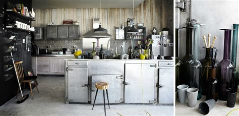 designer factory kitchens how to bring an industrial vibe to your kitchen decoholic