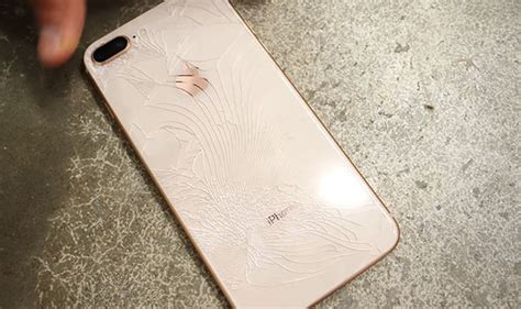 iphone  drop test reveals good  bad news   apple
