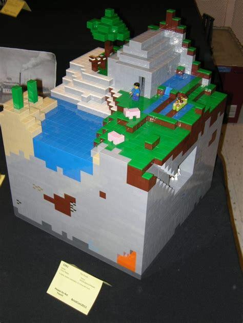Handmade Minecraft - 25 best ideas about lego minecraft on