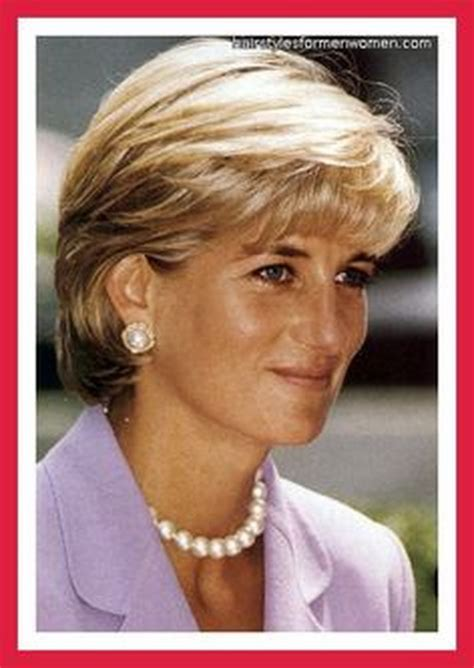 princess diana hairstyles gallery princess diana hairstyles short hair