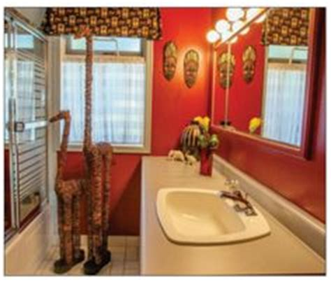 african bathroom decor hall bath ideas on pinterest shower curtains africans