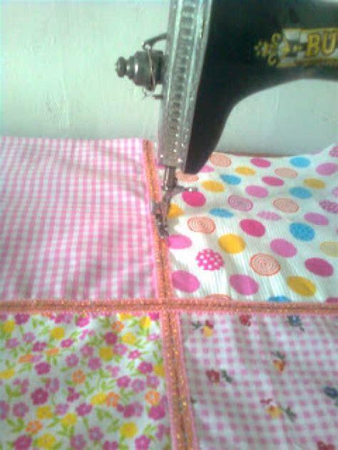 tutorial membuat sarung bantal tidur membuat sarung bantal untuk sofa dari kain perca