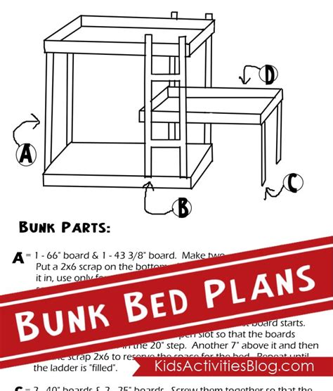 triple bunk bed plans free ingenious plans to build a bed are published on kids