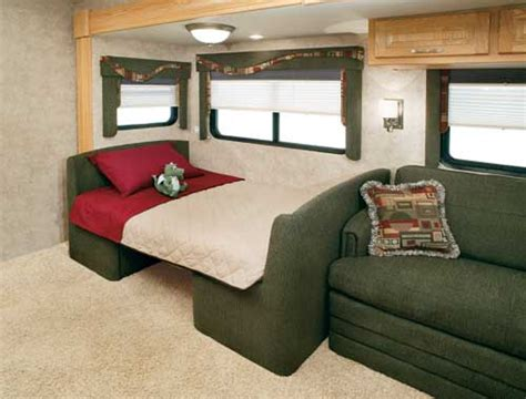 rv dinette booth bed used rv dinette booth autos post