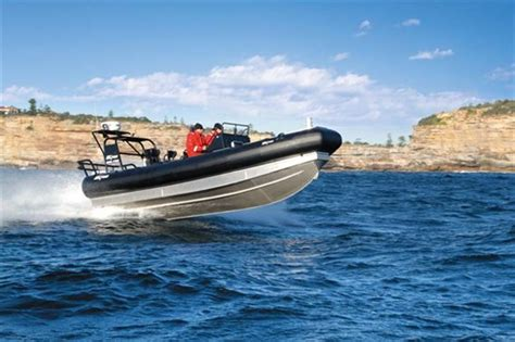 zodiac inflatable boat for sale au zodiac milpro sra 750 rib inflatable for sale trade