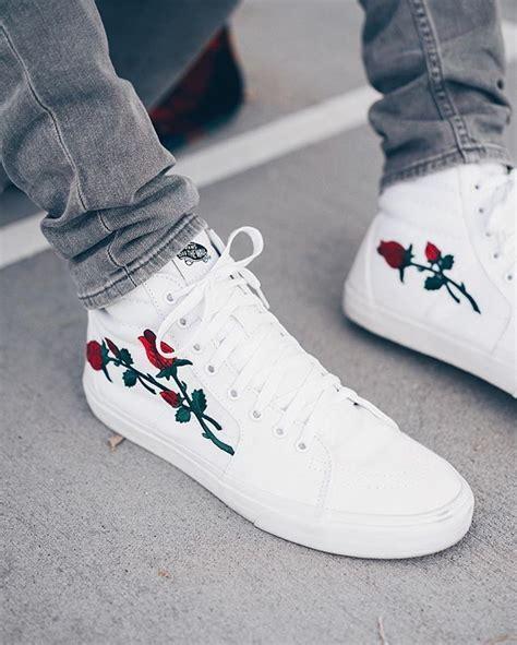 flower design jordans chvsewarner killed these customs shoes pinterest