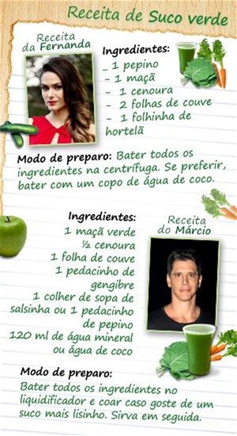 Receita Detox Cafe Da Manha by Receita De Suco Verde Cafe Da Manha Receitas Sem Gl 250 Ten