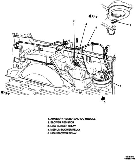 2004 chevy silverado blower motor resistor wiring diagram heat actuator location on 2004 tahoe heat get free image about wiring diagram