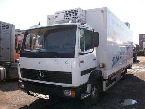 mercedes 814 spezial lebensmittelverkaufswagen