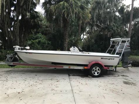 used flats boats jacksonville fl ranger cayman for sale