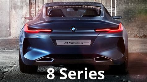 Bmw I Eight by 2017 Bmw 8 Series The Essence Of A Bmw Coupe