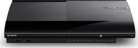 Sony Ps3 Slim 500gb sony playstation 3 ps3 slim 500gb charcoal black