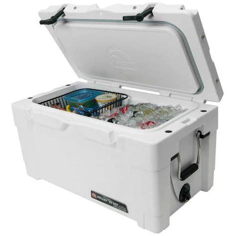Cooler Box Marina 55 Liter igloo marine elite offshore cooler 55qt west marine