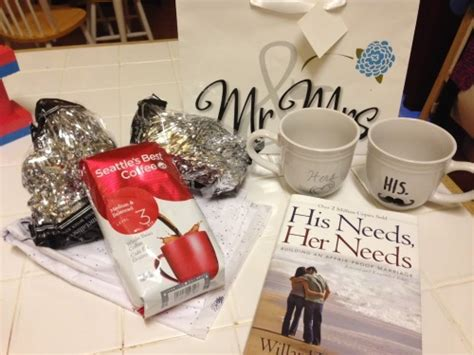 easy his and hers gift idea