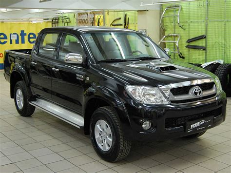 Toyota Up Hilux Used 2009 Toyota Hilux Up Photos 2982cc Diesel