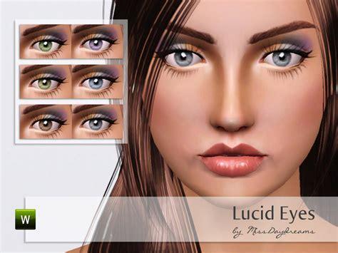 Lu Hid Eye missdaydreams lucid
