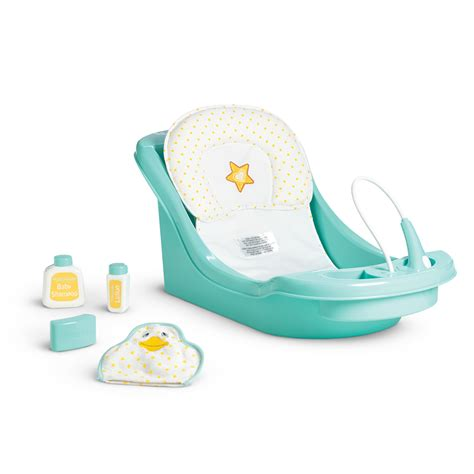 bitty baby bathtub bitty s bathtub american girl wiki