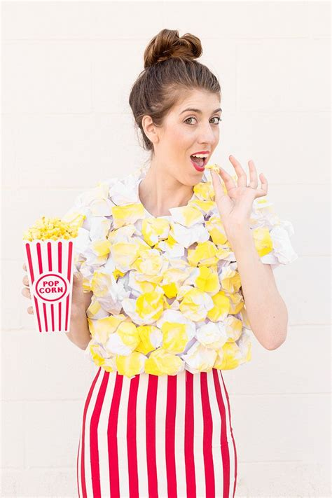 diy costumes 17 ideas about popcorn costume on diy costumes costumes and diy