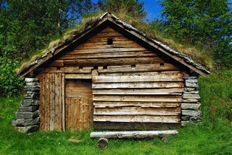 Vacation Cabin Plans ancient fisherman s wooden hut in ethnic park of alesund