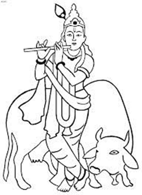 Outline Pictures Of God Krishna by Ramayana Coloring Book Your Children Will Enjoy 32 Pages Of Filled Activities And Coloring