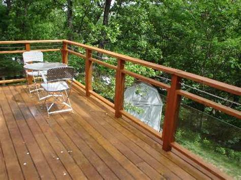 Deck glass custom deck railing glass for deck rails design installation replacement repair