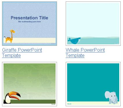 template ppt kartun free download 5 website untuk download template powerpoint kartun