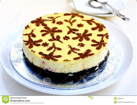 cheese cake stock image image 34691071