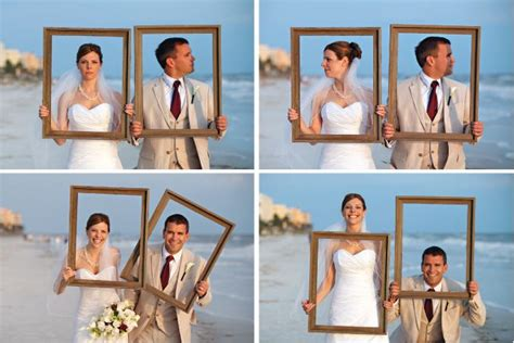 frames as props wedding ideas portraits wedding pictures and