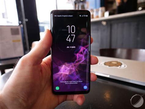 Samsung Galaxy S9 Test Samsung Galaxy S9 Notre Avis Complet Smartphones