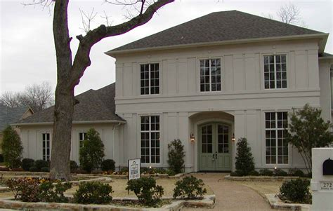 french colonial style french colonial in stucco dream home pinterest