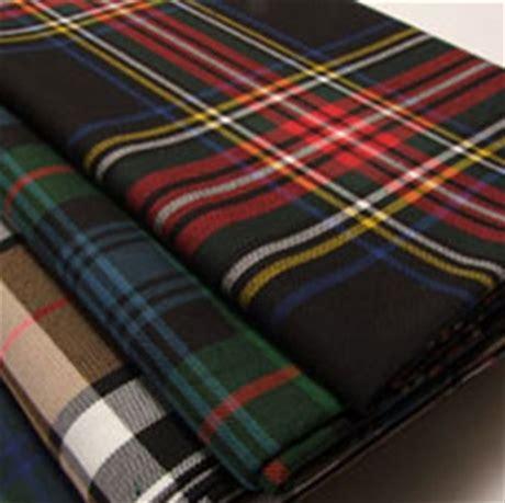 tartan upholstery polyviscose fabrics non wool tartan plaids