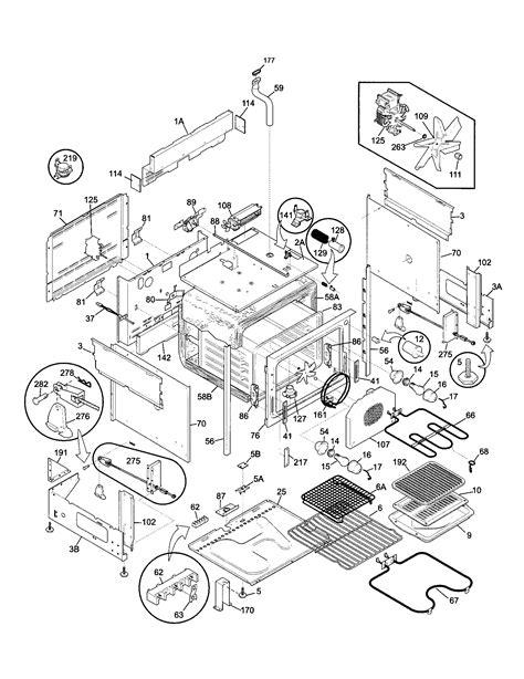 kenmore appliance parts diagrams kenmore 79046802992 elite electric slide in range timer