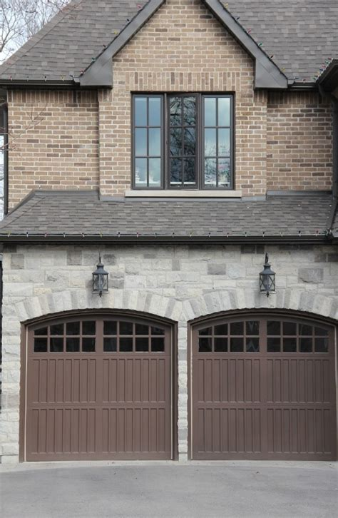 Brown Garage Door brown garage doors windows and doors