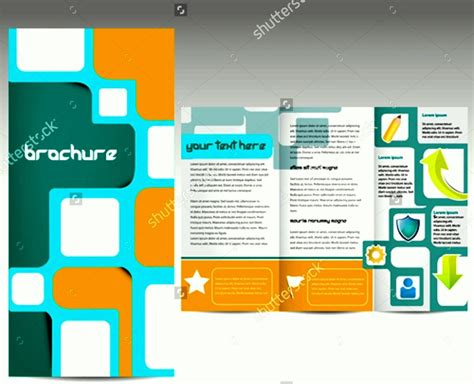 2 page brochure template publisher template update234