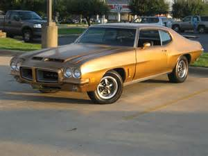 72 Pontiac Tempest Pontiac Le Mans Questions Were All 72 Endura Gto S And