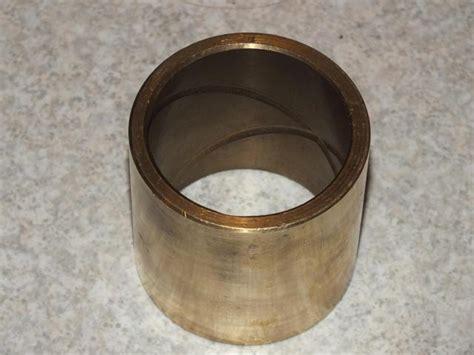 Odlewy z brązu lub cynku elementów ślizgowych maszyn z ... Z105