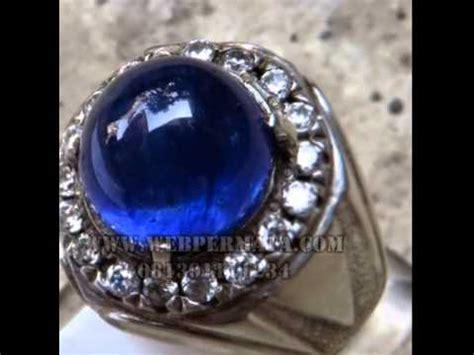 Terima Beligadai Perhiasan Emas Berlian Batu Mulia Harga Tinggi 3 batu mulia blue safir batu permata blue sapphire